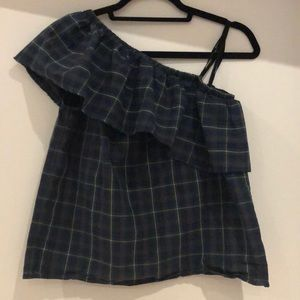 Bailey 44 plaid one should top
